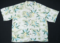 NWOT Tampa Bay Rays Hawaiian Floral Lee Sport MLB Baseball Camp Mens Shirt XL