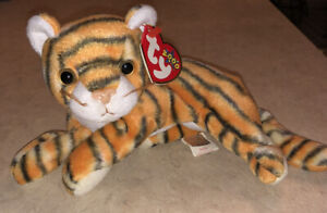 TY Beanie Baby India The Tiger