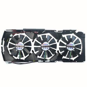 3PCS/SET FD7010H12S graphics fan for ASUS STRIX GTX960-DC3