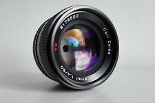 [Excellent] Carl Zeiss Planar 50mm f/1.4 MMJ | Contax / Yashica mount |Cinematic