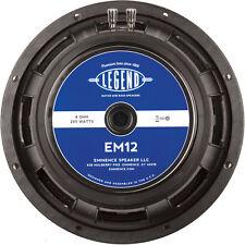 """Eminence Legend EM-12 12"""" Guitar Speaker 8 Ohm"""