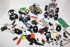 Lego Bulk Lot Unique Set Pieces Chima, Space, Castle 890 Grams