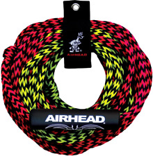 New listing Tube Tow Rope 2 Rider 60ft Two Section Float Tubing Water Sports Towable Airhead