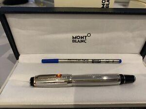 Penna Montblanc Boheme  Argento Con Confezione Completa Nuova