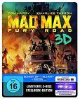 Mad Max Fury Strada Blu-Ray 3D Steelbook edizione limitata nuovo