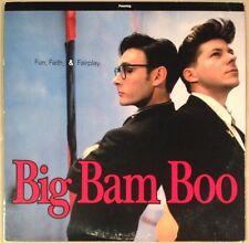 Big Bam Boo - Fun, Faith, & Fairplay - Near Mint Vinyl LP