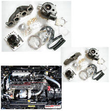 2jzgte Supra 2j 93-98 2JZ JZA80 super T4 Turbo Set Up Kit 600hp+