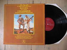 LP DUKAS / RAVEL / CHABRIER / PARAY - APPRENTI SORCIER / VALSE / SUITE PASTORALE