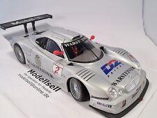 Mercedes clk lm GT Ludwig/zonta maisto 1:18 racing maqueta de coche en OVP