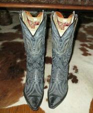 Yippee Ki Yay by OLD GRINGO Gray Women's Western Boots Sz 7M