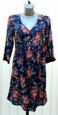 Any Occasion Floral Dresses for Women with Buttons