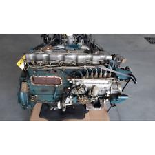 MOTORE NISSAN PATROL ANNO 1988 3.3D 24 VOLT CODICE MOTORE SD33 KM 150.000