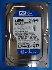 Western Digital WD3200AAJB-00J3A0 IDE 320GB Hard Drive DCM:HHNNHTJCHN Tested