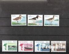 Danimarca-Isole Faroe 1977 nuovo linguellato
