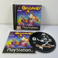 Overboard Playstation 1 (PS1)