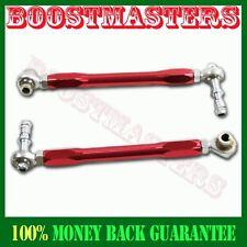 For Honda S2000 Adjustable Rear Toe Arm Anti Bump-Steer RED
