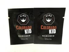Gibs Colorado Kid Beard, Hair & Tattoo Oil - Samples X2