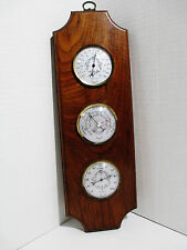 Daymaster Weather Station - Thermometer Barometer Hygrometer - Wall Hanging