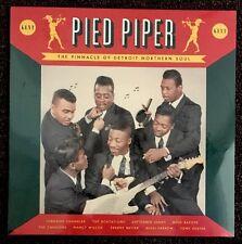 Various - Pied Piper : The Pinnacle of Detroit Northern Soul LP [Vinyl New] UK