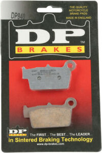 DP BRAKES Off Road Rear Brake Pads DP940 for Yamaha WR250F,WR450F,YZ250 + More