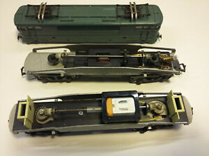 Motorisation Jouef HO : Kit moteur locomotives BB à 8 roues motrices