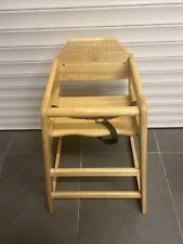 More details for bolero wooden highchair