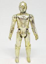 Star Wars Vintage C-3PO Figure Wear 1977 HK Kenner First 12 C3PO