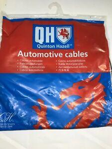 Quinton Hazell Clutch Cable fits Renault Trafic Van 1989-2001 MK1 2.5