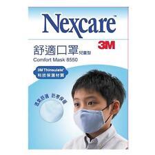 3M Nexcare Comfort Mask 8550 Earloop Respirator (Kid) Blue