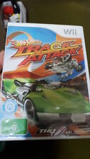 Hot Wheels: Track Attack Wii New and sealed