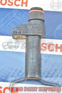 Mercedes-Benz Crankshaft Position Sensor BOSCH Germany OEM Qty 0281002123