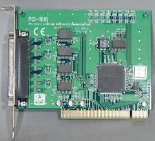 Advantech PCI-1610 4-Port RS-232 High Speed PCI Communication Card PCI-1610A?