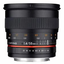 Manual Focus Pentax Camera Lenses 50mm Focal