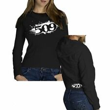 509  CLOTHING APPAREL - 509 PAINTED WOMEN  HOODY – MEDIUM   #  509-17241