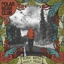 POLAR BEAR CLUB - CLASH BATTLE GUILT PRIDE NEW VINYL RECORD