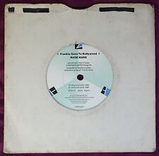 "Frankie Goes To Hollywood – Rage Hard 7"" – ZTAS 22 – VG"
