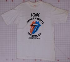 Rolling Stones Vintage t' Cafe Leidseplein Amsterdam XL T-Shirt
