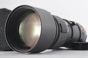 <TOP MINT w/Cover> Nikon AF Nikkor 300mm f/4 ED Ai-S Telephoto Lens Japan 2845