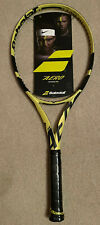BRAND NEW BABOLAT PURE AERO-4 3/8! GRIP-PRICED TO GO!-WILL BE REDUCED TIL SOLD!!