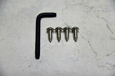 Anti-Theft Security Screws for FORD F150 REAR License Plate
