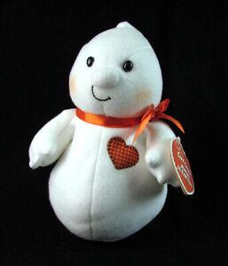 "Hallmark Guy Ghost Jerome Le Fantome White 12"" Plush Stuffie Halloween w Tags"