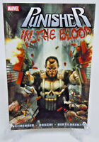 Punisher In The Blood 1 2 3 4 5 Remender Marvel Comics TPB Trade Paperback NEW