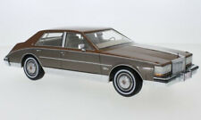 1980 Cadillac Seville Copper/Brown metallic by BoS Models LE of 204 1/18 New!