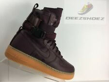 Nike SF Air Force 1 Boot Deep Burgundy Men's Us Size 9.5 Free Shipping