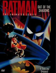 Batman The Animated Series Out Of The Shadows DVD R1 FREE POST