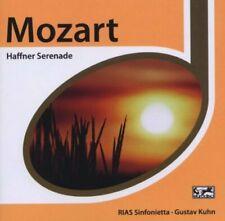 Mozart + CD + Haffner Serenade, KV 250/248b (Sony/Esprit, 2006) (RIAS Sinfoni...