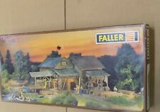 Faller HO Black Forest Sawmill B230 (Box has hole-as shown) NIB