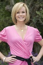 AMANDA HOLDEN - HOT IN PINK - 2 SEXY A4 SIZE GLOSSY PHOTOS.