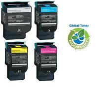 Lexmark C540H1KG C540H1CG C540H1YG C540H1MG to C54X C540 C543 C544 X543 X544dn