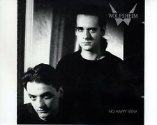 CD WOLFSHEIM	no happy view	EX	SYNTH POP (B3375)